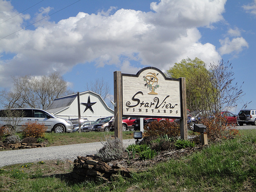 Starview Winery, Southern Illinois
